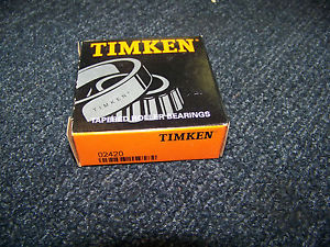 high temperature Timken Differential Pinion Bearing Race 3 ea. # 02420 New