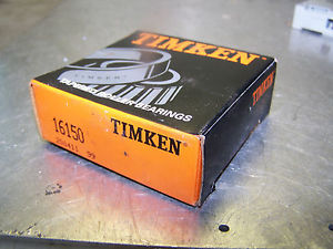 high temperature  16150 TIMKEN TAPERED ROLLER BEARING 16150