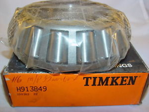 "high temperature Timken H913849 Tapered Roller Bearing 2.75"" ID 1.5625"" Width"