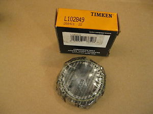 high temperature TIMKEN L102849 Bearing Cone