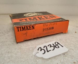 high temperature Timken 29520B flanged outside diameter single cup race (Inv.32369)