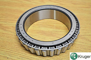 high temperature Timken tapered roller bearing 67390  133.35 mm  X 196.85 mm  X 46.038 mm