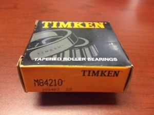 high temperature Timken M84210 New Bearing