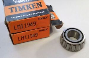 high temperature  TIMKEN LM11949 TAPERED ROLLER BEARING INNER CONE