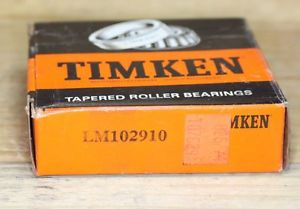high temperature TIMKEN BEARING CUP LM102910