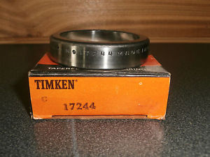 high temperature Timken 17244 Tapered Roller Bearing Cup or Race