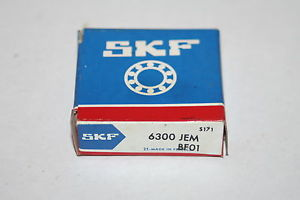 high temperature SKF Explorer 6300 JEM Deep Groove Bearing *  *