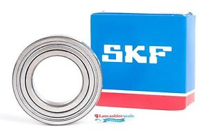 high temperature SKF Metal Shielded Bearing 6001ZZ 12x28x8mm 6001-2Z Motorbike Engine Wheel Fan