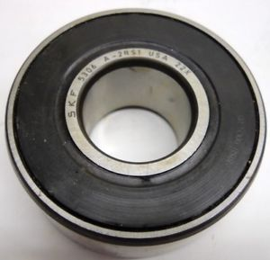 high temperature SKF BEARING 5306 A-2RS1 ** IN BOX**  30 X 72 X 30.2 MM