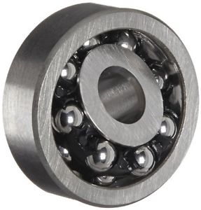 high temperature SKF 126 TN9 Double Row Self-Aligning Bearing, ABEC 1 Precision, Open, Plastic