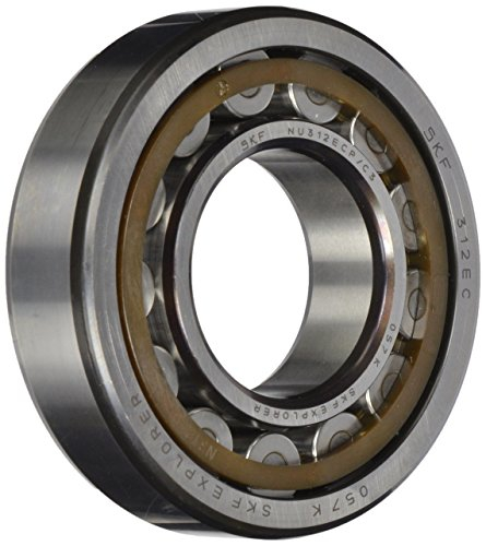 high temperature SKF NU 312 ECP/C3 Cylindrical Roller Bearing, Single Row, Removable Inner Ring,