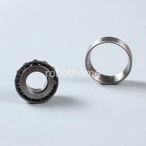 high temperature 1pc 30202 Tapered roller bearings  size 15 * 35 * 12 mm conical bearing steel