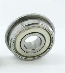 high temperature Wholesale Import Lot of 1000 pcs. FR1-5ZZ  Groove Ball Bearing