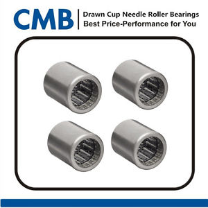 high temperature 4PCS HFL1022 One Way Clutch Needle Roller Bearing Metal Bearings 10x14x22mm New