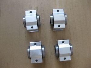high temperature linear bearing blocks 12pcs SC16VUU with LM16UU in