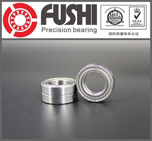 high temperature 6802 ZZ ABEC-1 (10PCS) 15x24x5MM Metric Thin Section Bearings 61802Z 6802ZZ