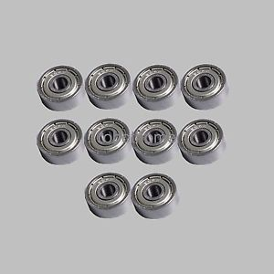 high temperature 10PCS 624ZZ R-1340HH 4x13x5mm common Miniature bearing  4*13*5mm