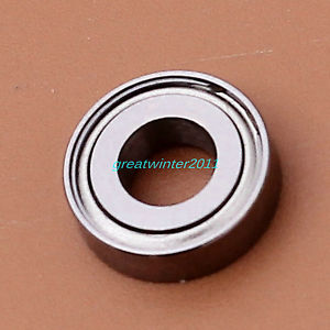 high temperature 10PCS Miniature Roller Bearings 685ZZ-3 Size 5*11*3MM Mini bearing