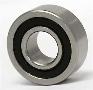 high temperature Wholesale Import Lot of 1000 pcs. R3-2RS  Groove Ball Bearing R3RS