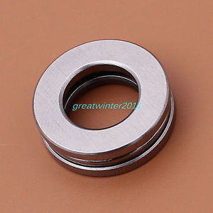 high temperature 5PC Mini Axial Ball Thrust Bearing F13.2-23.8M 13.2*23.8*7.5mm Roller Bearings