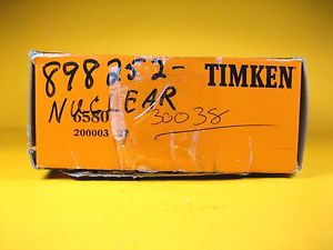 high temperature TIMKEN –  6580 –  Taper Roller Bearing