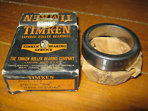 high temperature Vintage NOS Timken 09195 Tapered Roller Bearing Race Cup