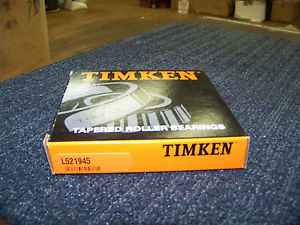 high temperature Timken Tapered Roller Bearing 2 ea. # L521945