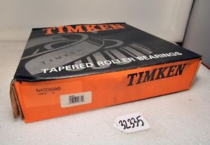 high temperature Timken NA93800 Tapered Roller Bearing (Inv.32335)