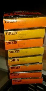 high temperature Timken JM716649 Tapered Roller Bearing Cone New