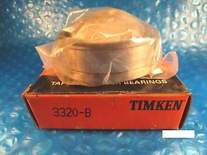 high temperature Timken 3320-B, Tapered Roller Bearing Single Cup with Flange