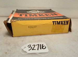 high temperature Timken 52637 Bearing Cup (Inv.32716)