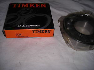 high temperature TIMKEN 313W RADIAL Bearing