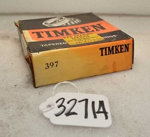 high temperature Timken 397 Tapered Roller Bearing (Inv.32714)