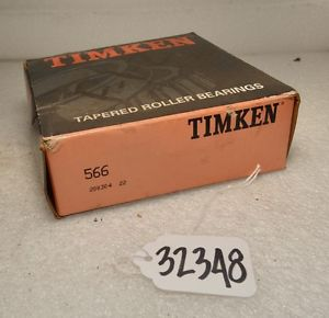 high temperature Timken 566 Tapered Roller Bearing (Inv.32348)