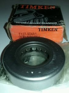 high temperature TIMKEN T127-904A1 ROLLER BEARING, , FREE SHIPPING