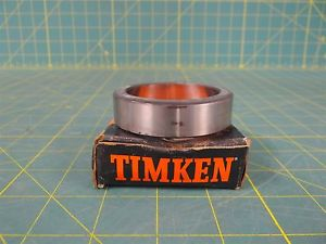 high temperature Timken 02420 Tapered Roller Bearing Cup   USED