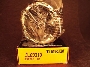 high temperature Timken JL69310 Tapered Roller Bearing Cup