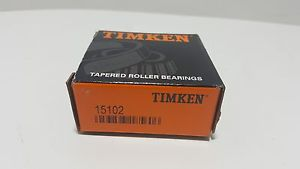 high temperature ** TIMKEN 15102,Tapered Roller Bearing, Single Cone