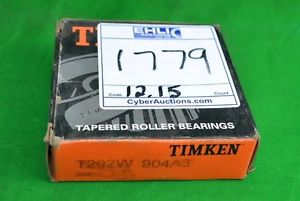 high temperature New Timken Bearing T202W904A3 – SKU 12.15-1779ZZ