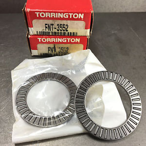high temperature (Lot of 2) Torrington FN-3552 Thrust Roller Bearing Assembly –