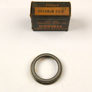 high temperature 05185-B TIMKEN TAPERED ROLLER BEARING (CUP ONLY) (A-1-3-4-23)