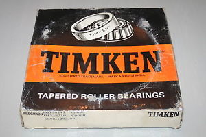 high temperature Timken Precision Tapered Assembled Bearing Set JM738249 Cone & JM738210 Cup