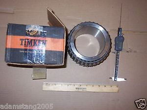 """high temperature  TIMKEN XC2400CA DOUBLE ROW TAPERED CONE BEARING 4.435""""ID"""