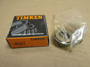 high temperature NIB TIMKEN A6067 TAPERED ROLLER BEARING A 6067 17 mm ID