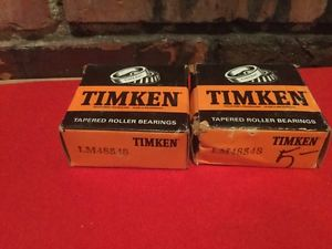 high temperature Timken NOS LM 48548 Tapered Roller Bearing Cone 2