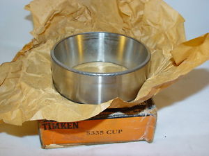 "high temperature Timken 5335 Tapered Roller Bearing, Single Cup 4.0625"" OD, 1.4375"" Width"