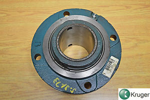 high temperature Timken flange block 3 15/16 ''  060497 for 52393DE bearing