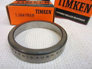 high temperature 2 – TIMKEN BEARING CUPS LM67010