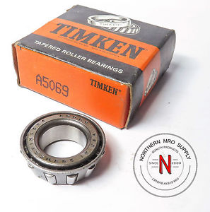 "high temperature TIMKEN A5069 TAPERED ROLLER BEARING, .6875"" BORE"