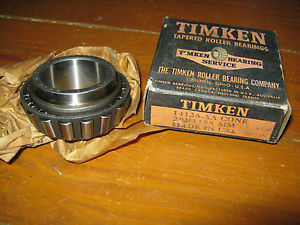 high temperature Vintage NOS Timken 14136-AA Cone Tapered Roller Bearing